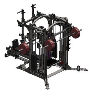 How Does the X9 Hybrid Gym Compare to the Titan (Titax) T1 or T3?